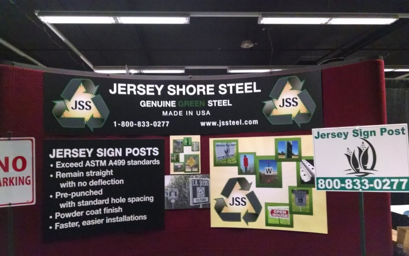 JSS display at the Dec. 2015 ASTA tradeshow in Chicago