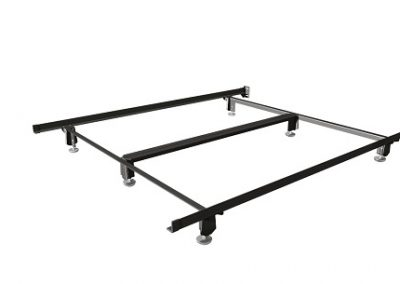 JSS produces various rails for steel bed frames