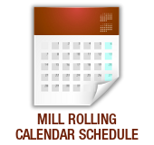 Rolling Schedule Calendar