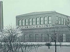 Original Jersey Shore Steel building